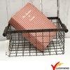 European Farm Solid Wood Vintage Storage Basket pictures & photos