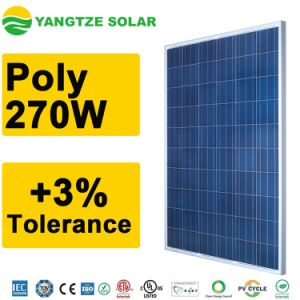 230W - 270W Photovoltaic Solar Power Panel Home pictures & photos
