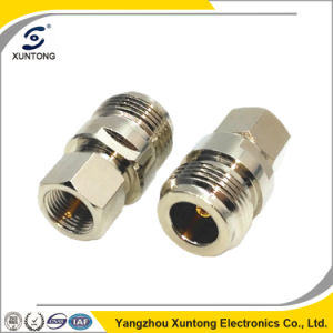 RF N Male Clamp for LMR400 Cable N Male Connector pictures & photos