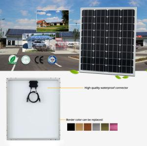 Monocrystalline Photovoltaic Module Solar Panel (SGM-90W) pictures & photos