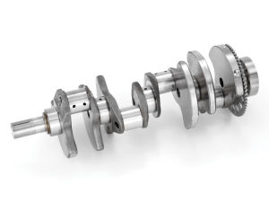 Precision Custom Motorcycle/Auto Engine Billet Steel Crankshaft pictures & photos