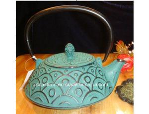 Peg08 Cast Iron Teapot 0.8L pictures & photos