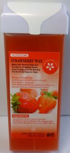 Roll-on Depilatory Wax Strawberry Wax pictures & photos