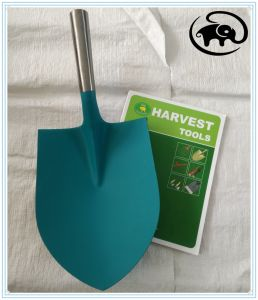 Steel Shovel Head Polished Neck Agricultural Tool pictures & photos