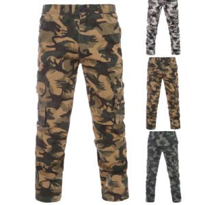 Mens Military Army Trousers Tactical Cotton Work Pants pictures & photos