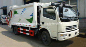 8m3 Refuse Compress and Transport 8 Tons Compactor Garbage Truck Price pictures & photos