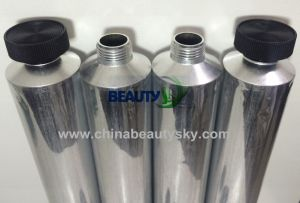 Emty Aluminum Packaging Tubes for Oil Cream Hair Color Cream Volume 200ml pictures & photos