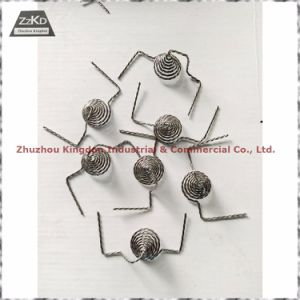 Vacuum Coating Tungsten Coil/Tungsten Stranded Wire /Tungsten Heater Elements pictures & photos