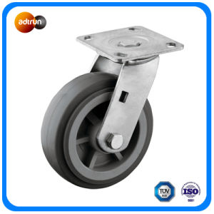 6 Inch Polyurethane Wheel for Trolley pictures & photos