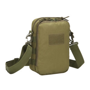 Anbison Sports New Fashion Outdoor Daily Tactical Shoulder Bag pictures & photos