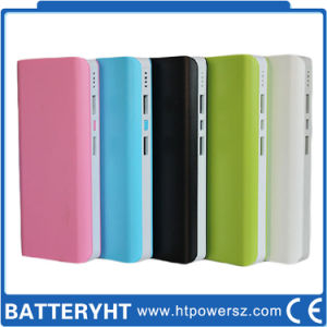 High Capacity White 11000mAh Power Bank for iPhone