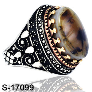 New Model Silver Jewelry Man Ring Factory Hotsale pictures & photos