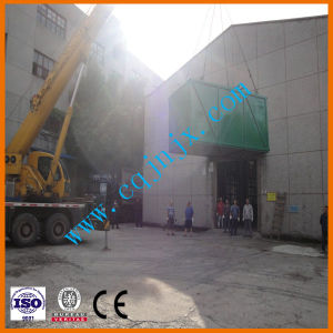 90% Oil Yield Used Motor Engine Oil Recycling Distillation Machine to New Oil pictures & photos