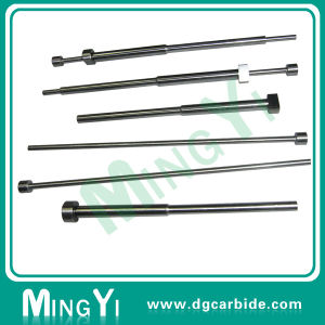CNC Hasco Standard Tungsten Carbide Ejector Pin with Ticn Coating pictures & photos