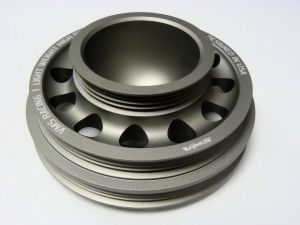 CNC Machining Stainless Steel Base Flange for Round Tubing