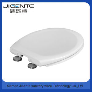 UF Material White Color Cera Toilet Seat pictures & photos