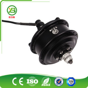 Jb-92c 36V 350W E Bike Watt Brushless Disc Brake DC Hub Motor pictures & photos