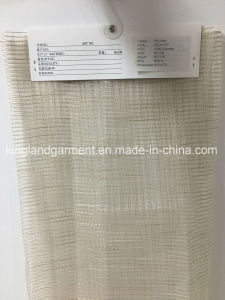 Polyester Fireproof Voile pictures & photos