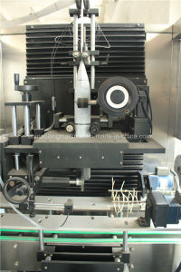 Automatic PVC Label Sleeving and Shrinking Machine pictures & photos