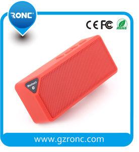 2016 Portable Mini Bluetooth Speaker, USB FM TF Card Mini Speaker Bluetooth pictures & photos