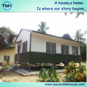 Three Bedroom Prefab Villa with Elevation pictures & photos