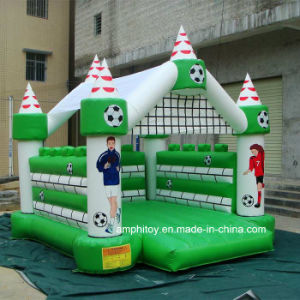 Football Player Theme Activity Bouncy Castle/Inflatable Air Jumper pictures & photos