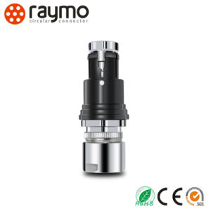 Fischer Compatible S Ss 1031 A019 19 Pin Waterproof Audio Video Connector pictures & photos