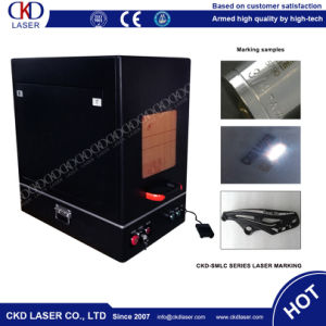 Sealing Housing Gold Silver Laser Marker Machine for Precious Metals pictures & photos