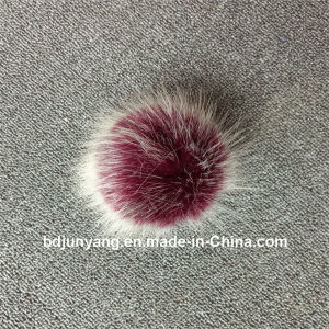 Sweet and Cute Faux Fox Fur POM Poms Balls pictures & photos