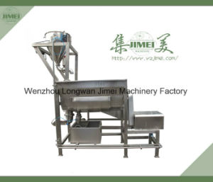 High Efficiency Chilli Sauce Making Machine Manufacturing Plant pictures & photos