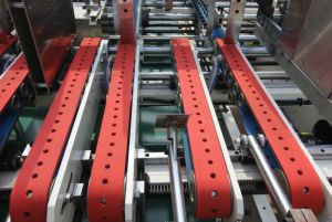 Zx-2000 Double Joint Gluing Machine pictures & photos