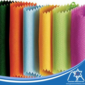 80g Colors PP Spunbond Nonwoven Fabric for Advertisement Bags pictures & photos