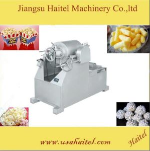 Full-Automatic Large Air Puffing Machine for Puffing Rice, Corn, Wheat pictures & photos