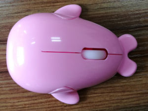 Slim Cute 3D USB Wired Optical Mouse Jo14 Mice pictures & photos