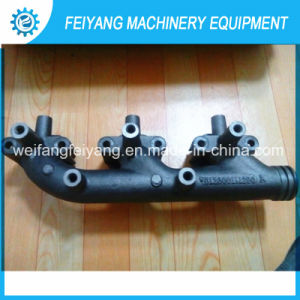 Weichai Wp10 Exhaust Manifold Pipe 612600111290 pictures & photos