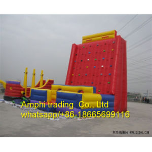 Toys Inflatable Rock Climbing Wall Outdoor Inflatable Sports