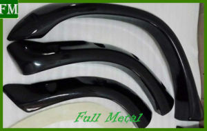 Black Wheel Cover Arch Fits Mitsubishi Pajero pictures & photos