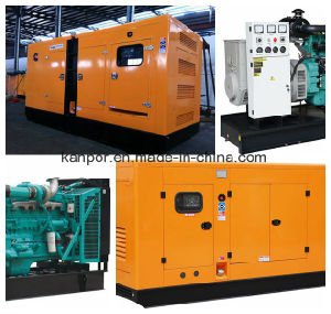 200kw 250kVA Weifang Huayuan Open Type Diesel Electric Generator pictures & photos
