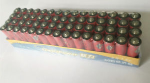 Heavy Duty Primary Battery (AA R6P) -in Paper Tray pictures & photos