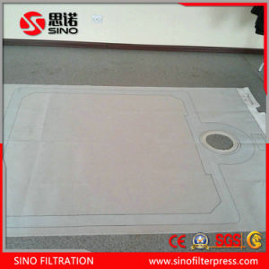 High Air Permeability Corrosion Resisting Wearable PP Filter Press Cloth pictures & photos