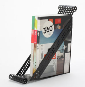 Stylish Office Accessories/ Metal Mesh Stationery Magazine Holder/ Office Desk Accessories pictures & photos