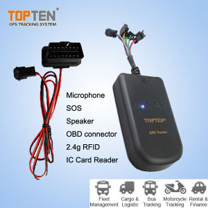 Motorcycle Car GPS Tracker with Geo Fence, Acc on, Movement, Over Speed Function Gt08-Ez pictures & photos