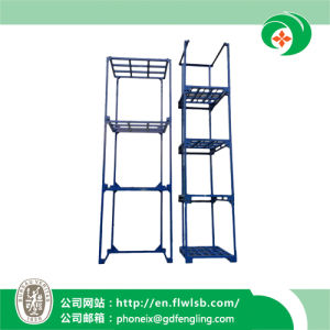 Customized Fixed Stacking Rack for Transportation by Forkfit pictures & photos