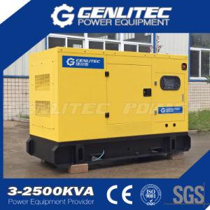 40kVA Diesel Power Generator Portable with Cummins Diesel Engine pictures & photos