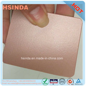 Customized Imitate iPhone Rose Gold Color Spray Paint Metallic Powder Coating pictures & photos