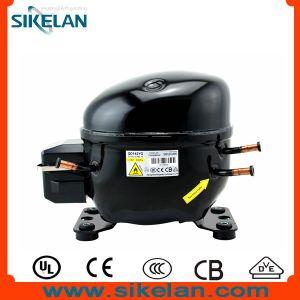 Sikelan R600A Household Freezer Fridge Refrigerator Cooler Hermetic AC Refrigerating Compressor Qd142yg 220V Lbp pictures & photos