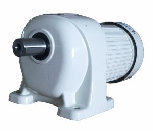 White Color G3 Helical Gearmotor pictures & photos