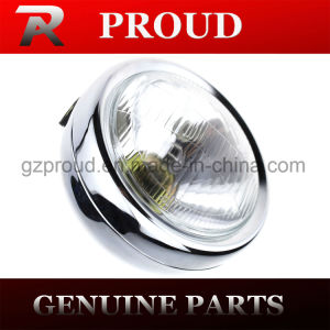 Gn125 Motorcycle Headlight High Quality Motorcycle Spare Parts pictures & photos