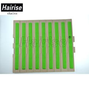 Plastic Flat Mat Conveyor Belt Rubber Top Chain pictures & photos