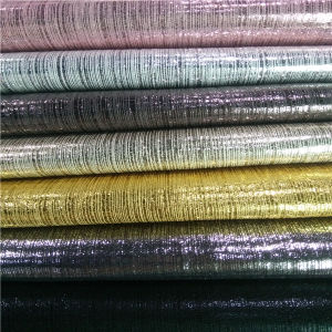 PU Artificial Leather for Shoes pictures & photos